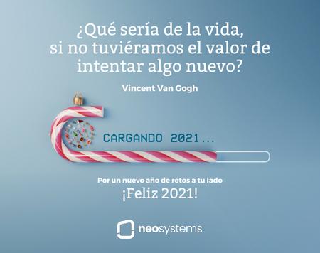 ¡Feliz Navidad y Feliz 2021!