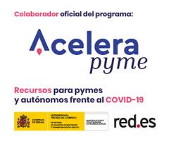 Neosystems seleccionado como colaborador en el programa nacional Acelera PYME